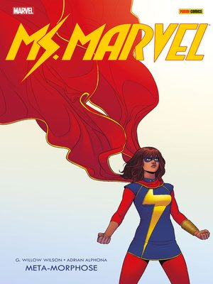 cover image of Ms. Marvel 1--Meta-Morphose