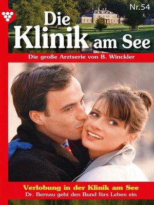cover image of Die Klinik am See 54 – Arztroman