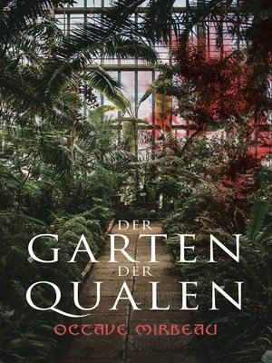 cover image of Der Garten der Qualen