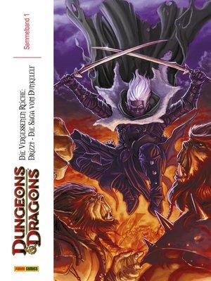 cover image of Dungeons & Dragons Sammelband 1, Die Vergessenen Reiche