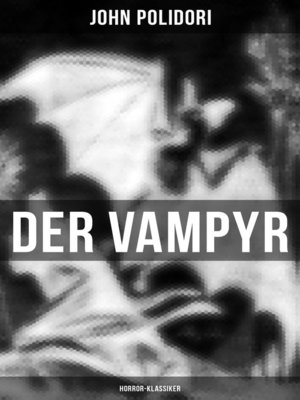 cover image of Der Vampyr (Horror-Klassiker)