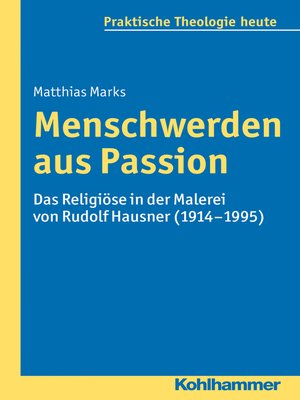 cover image of Menschwerden aus Passion
