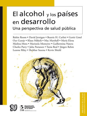 cover image of El alcohol y los países en desarrollo