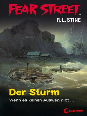 cover image of Fear Street 55--Der Sturm