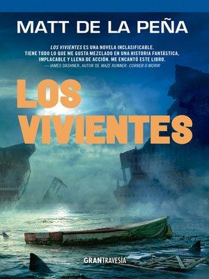 cover image of Los vivientes