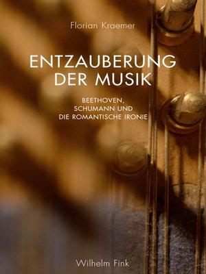 cover image of Entzauberung der Musik