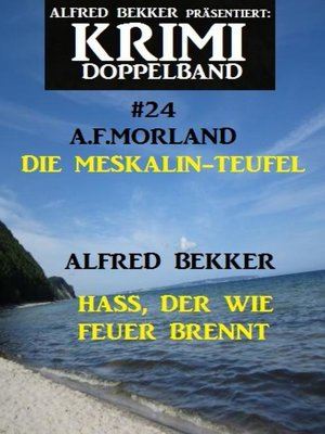 cover image of Krimi Doppelband #24