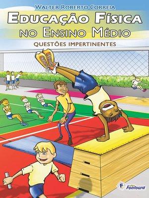 cover image of Educação física no ensino médio