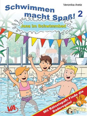 cover image of Jana im Schwimmbad (2)