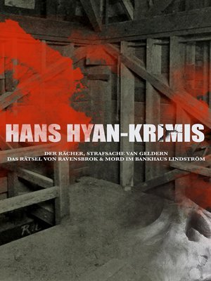 cover image of Hans Hyan-Krimis