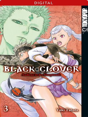 cover image of Black Clover 03