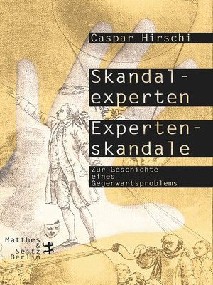 cover image of Skandalexperten, Expertenskandale