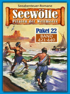 cover image of Seewölfe Paket 22