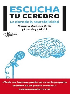 cover image of Escucha tu cerebro