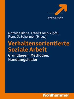 cover image of Verhaltensorientierte Soziale Arbeit
