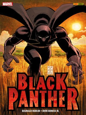 cover image of Black Panther--Wer ist Black Panther?