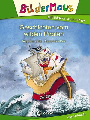 cover image of Bildermaus--Geschichten vom wilden Piraten
