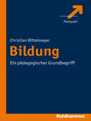 cover image of Bildung