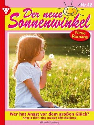 cover image of Der neue Sonnenwinkel 42 – Familienroman
