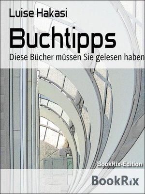 cover image of Buchtipps
