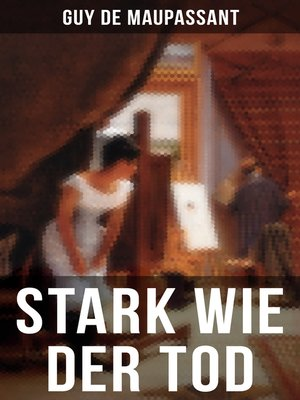 cover image of Stark wie der Tod