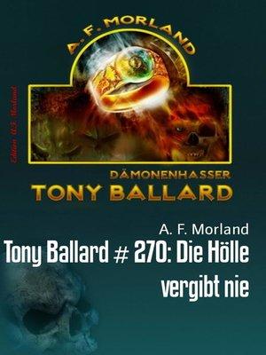 cover image of Tony Ballard # 270