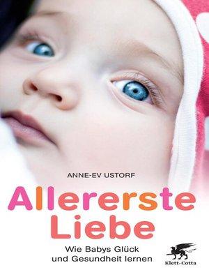 cover image of Allererste Liebe