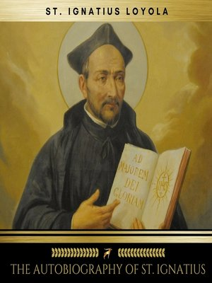 cover image of The Autobiography of St. Ignatius