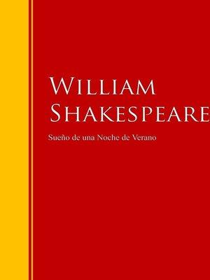 cover image of Sueño de una Noche de Verano