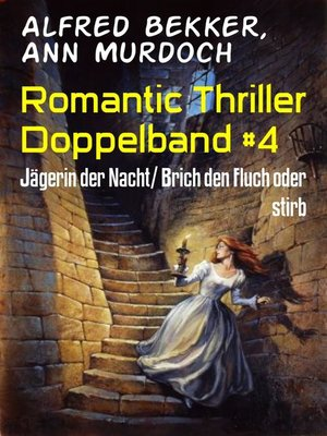 cover image of Romantic Thriller Doppelband #4