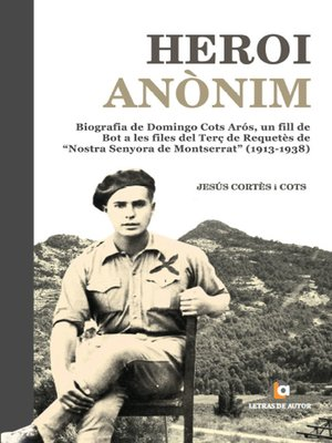cover image of Heroi Anònim
