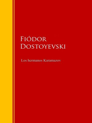 cover image of Los hermanos Karamazov