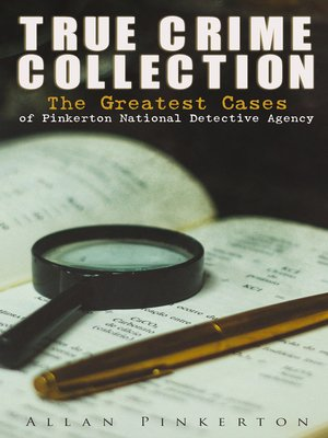 cover image of TRUE CRIME COLLECTION