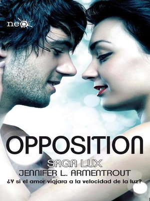 cover image of Opposition (Saga LUX 5)
