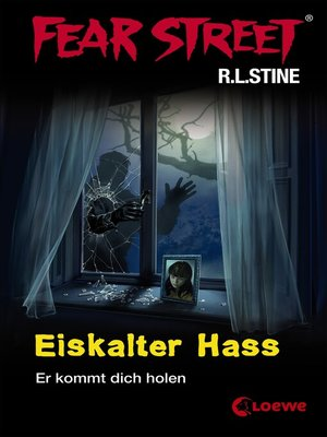 cover image of Fear Street 29--Eiskalter Hass