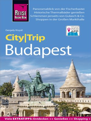 cover image of Reise Know-How CityTrip Budapest