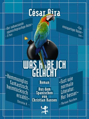 cover image of Was habe ich gelacht