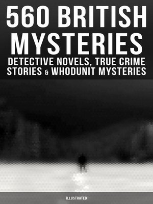 cover image of 560 British Mysteries