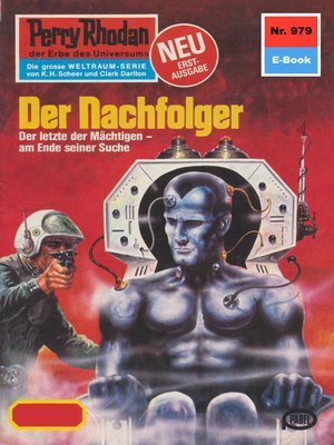 cover image of Perry Rhodan 979