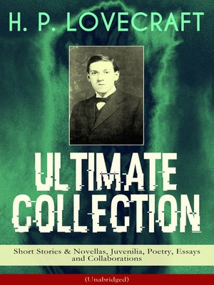cover image of H. P. Lovecraft Ultimate Collection
