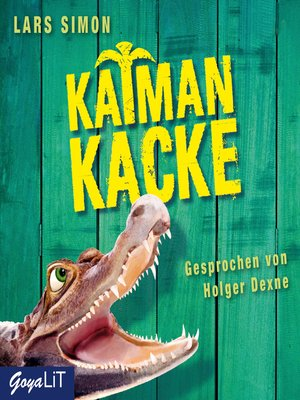 cover image of Kaimankacke