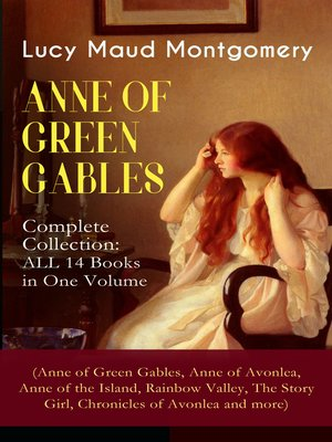 cover image of Anne of Green Gables--Complete Collection