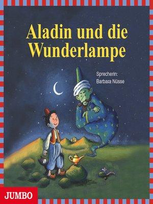 cover image of Aladin und die Wunderlampe