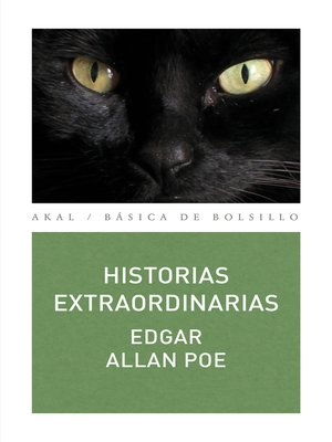 cover image of Historias extraordinarias