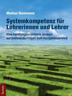 cover image of Systemkompetenz für Lehrerinnen und Lehrer