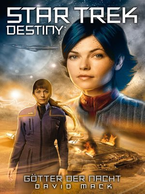 cover image of Star Trek--Destiny 1