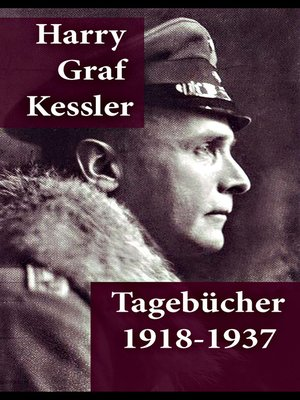 cover image of Tagebücher 1918-1937