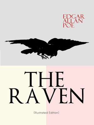 cover image of THE RAVEN (Illustrated Edition)