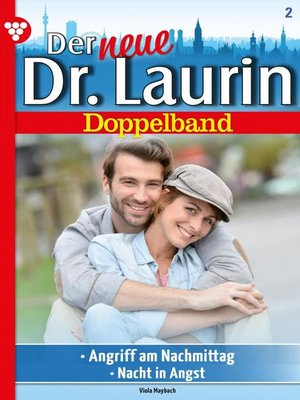 cover image of Der neue Dr. Laurin Doppelband 2 – Arztroman