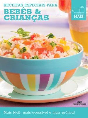 cover image of Receitas Especiais para Bebês & Crianças